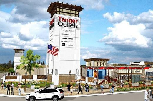 Champions Circle, Tanger Outlets, and Buc-ee's Economic Development Incentive Package