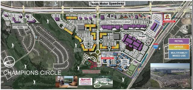 3- Tanger Outlets Champions Circle Site Plan